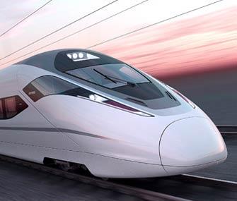 Китай выпустит поезда для скоростной железной дороги в России