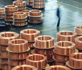Крупнейшие производители меди КНР сокращают выпуск металла