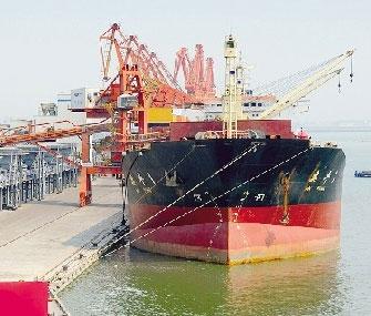 Ущерб Китая от морских бедствий достиг $735 млн