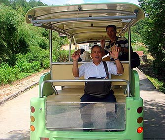 Страны Шелкового Пути примут 150 млн туристов из Китая