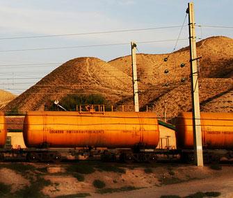 Увеличились поставки российской нефти в Китай
