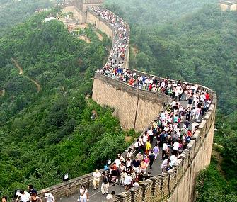 В Китае создан госфонд поддержки туристической индустрии