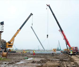 В Китае построят двухъярусный подвесной мост