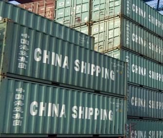 Третья линия морских контейнерных перевозок открыта в Тяньцзине