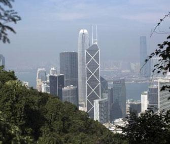 В Сянгане на 6% выросла внешняя торговля