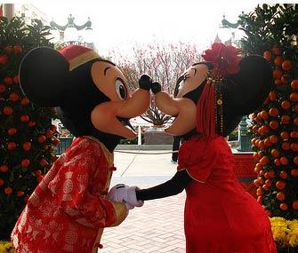 Сянганский Disneyland поставил рекорд посещений