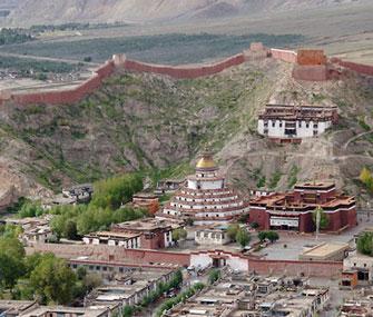 К 2020 г. все поселки Тибета будут связаны дорогами