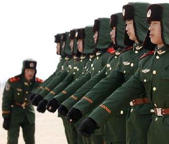 В 2018 г. военный бюджет КНР увеличен на 8,1%