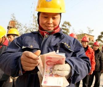 В Шанхае минимальная зарплата увеличится на 5%