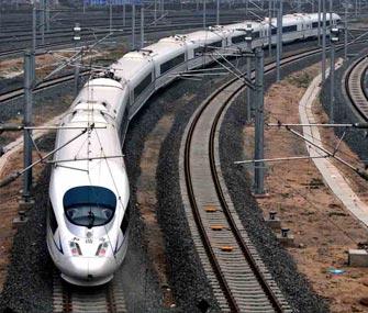 Открыта высокоскоростная железная дорога Гуанчжоу – Сянган