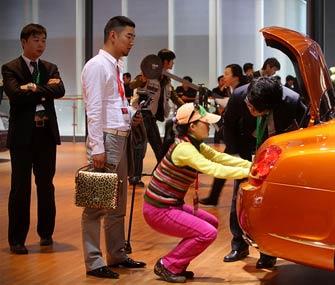Власти Гуанчжоу стимулируют продажи автомобилей