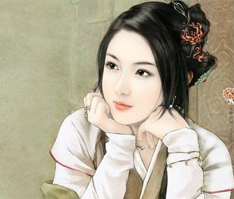 361 идеал женский красоты по китайски