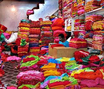 Китай – основной импортер одежды и