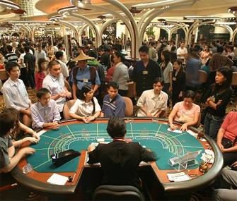 Аомэнь заработал на азартных играх $23,8 млрд