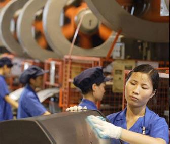 В КНР насчитывается 449 700 предприятий с иностранным капиталом