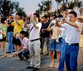 Миллион китайских туристов