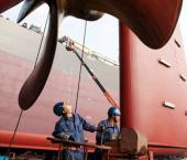 КНР стала лидером мирового судостроения