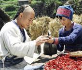 Китайская традиция плетения кос