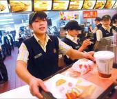 McDonald's удвоит сеть ресторанов в Поднебесной