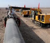 В КНР поступило 38,7 млрд куб. м газа из Центральной Азии