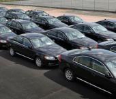 Растет импорт автомобилей через КПП Маньчжоули