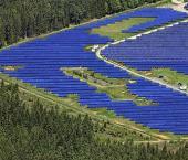 Китайцы построят солнечную электростанцию на Украине
