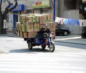 Растут доходы предприятий сферы курьерских услуг КНР