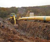К 2021 г. сдадут восточный китайско-российский газопровод