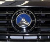 Продажи Geely подскочили на 32% за месяц
