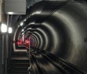 В Китае построили глубочайший подводный тоннель метро