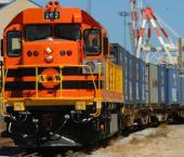 Увеличились рейсы грузовых поездов Китай – Европа