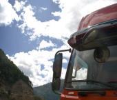 Снизились продажи тяжелых грузовиков в Поднебесной