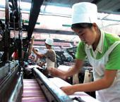 Текстильная промышленность Китая выросла на 4%