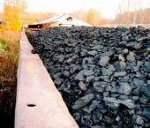 Добыча угля в Китае выросла на 3,5%