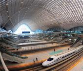 В Китае выросли железнодорожные пассажироперевозки