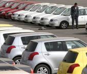 В Поднебесной снизились продажи пассажирских автомобилей