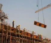 В КНР увеличился выпуск строительных материалов