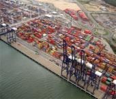 Грузооборот порта Нинбо-Чжоушань превысил 1,1 млрд т