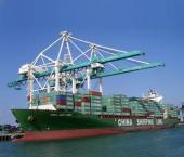 Грузооборот китайских портов увеличился на 8,8%
