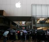 Apple приостановила работу своих магазинов в Китае