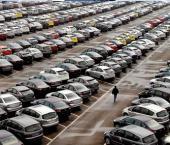 В Поднебесной упали продажи автомобилей
