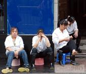 Уровень безработицы в китайских городах составил 6,2%