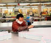 Китайской текстильной промышленности не хватает сырья