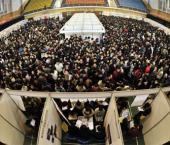 Более 700 000 китайцев трудоустроились в частных компаниях