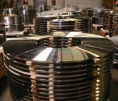 Китай увеличил экспорт плоского проката из нержавеющей стали