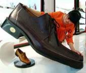 12 Международная выставка обуви и оборудования