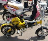 Электровелосипед из Китая. Качество по разумной цене