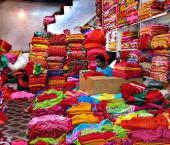 Китай – основной импортер одежды и тканей в Россию