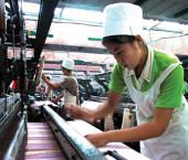 Китайский текстиль: через границу и в сетях