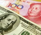 Юань рекордно укрепился к доллару